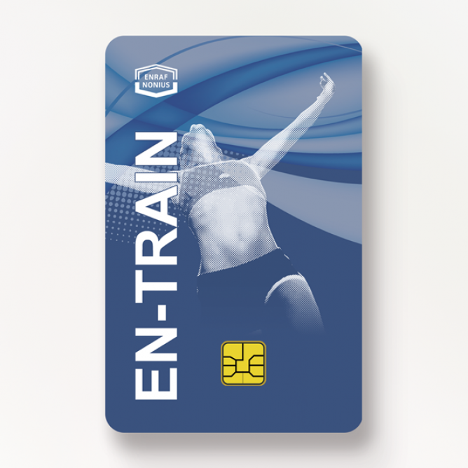 EN-Train chipcards 10 stuks